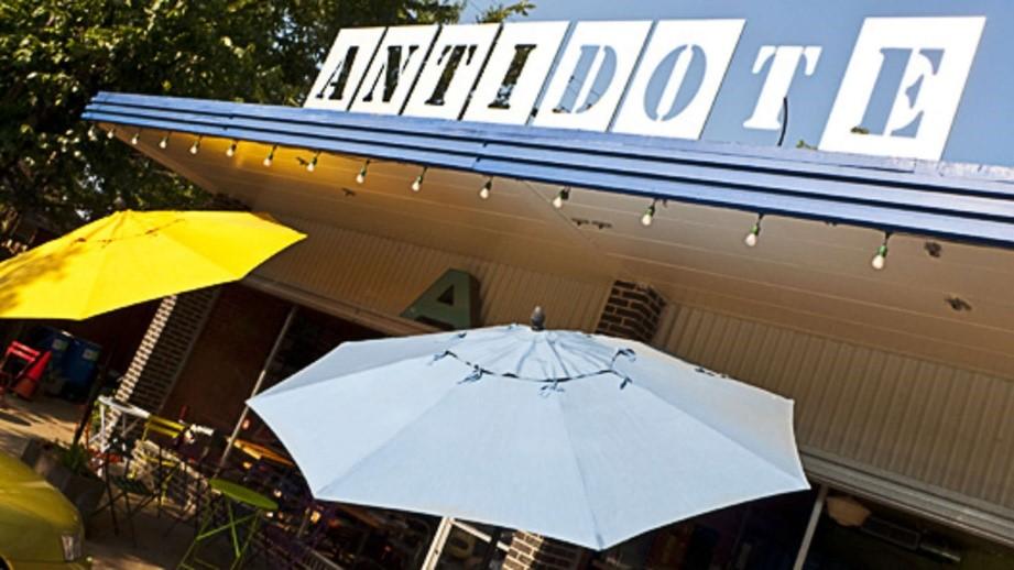 Antidote Coffee Houston TX