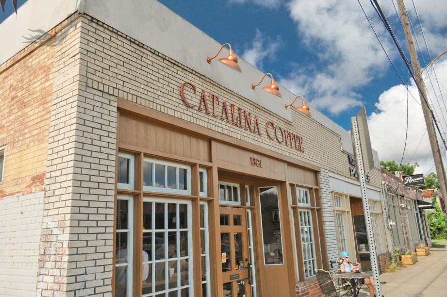 Catalina Coffee Houston TX