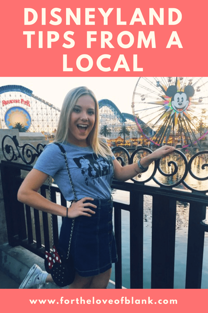 Great tips for your Disneyland Trips from a local! Guest post from Mariah Garcia of Mariahmooo.