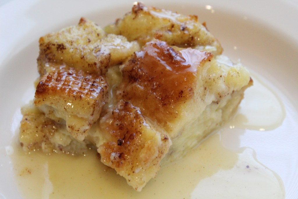 The Best French Baguette Bread Pudding
