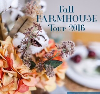 Farmhouse Tour: Fall 2016 🍂🍁