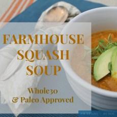 Farmhouse Squash Soup