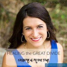 Healing the Great Divide: Caroline of In Due Time