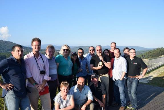 FTLOP Port Harvest Tour at Quinta do Soalheiro