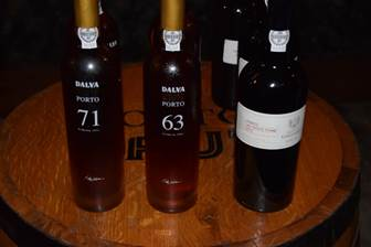 Dalva Golden White Port
