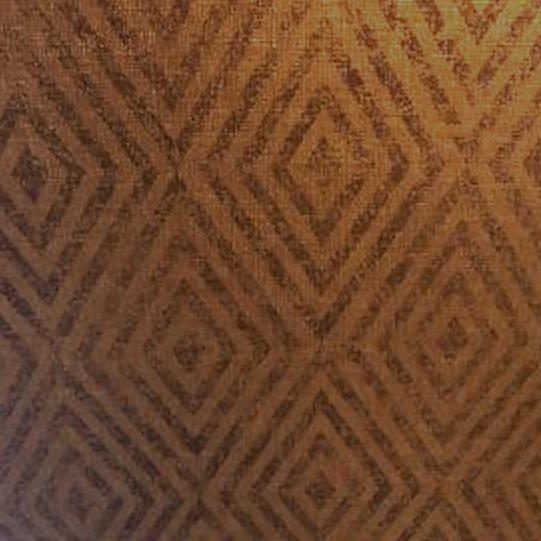 Tommy Bahama gold foil wallpaper, bronze, metallic, diamond shapes,