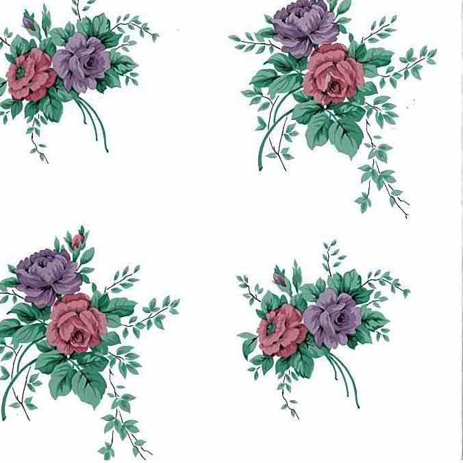 lavender pink floral vintage wallpaper,pink,Victorian,cottage,bedroom