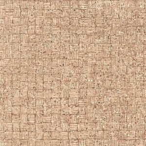 Basketweave Wallpaper Vintage-Style Brown Beige FP21484 D/Rs