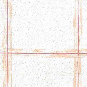 Plaid Vintage Wallpaper Kitchen Pink Orange Teal Dots White 5069 D/Rs