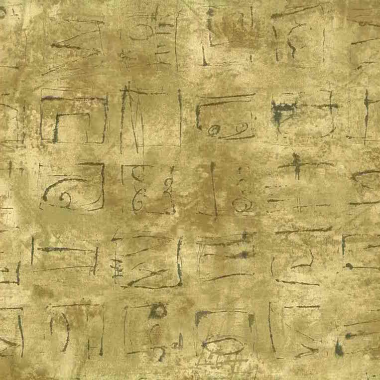 modern wallpaper gold gray metallic, brown,contemporary, faux finish, letters, numbers