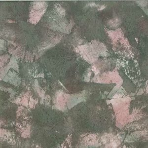 Green Marble Textured Vintage Wallpaper Pink Plum 550549 D/Rs