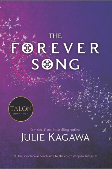 Early Review – The Forever Song (Blood of Eden #3) by Julie Kagawa