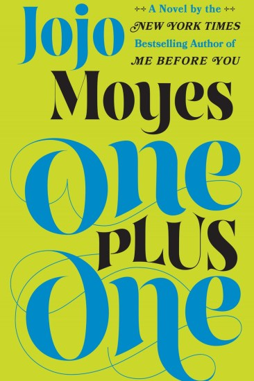 Early Review – One Plus One by Jojo Moyes