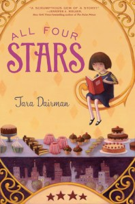 Early Review – All Four Stars by Tara Dairman