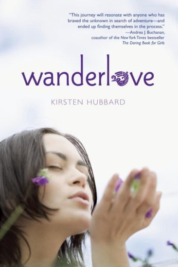 Book Review – Wanderlove by Kirsten Hubbard