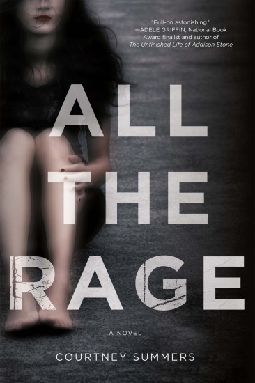 Early Review – All the Rage by Courtney Summers
