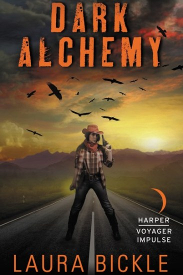 Book Review – Dark Alchemy (Dark Alchemy #1) by Laura Bickle