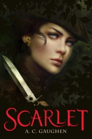 Book Review – Scarlet (Scarlet #1) by A.C. Gaughen