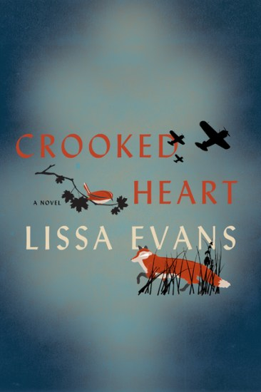 Book Tour Review – Crooked Heart by Lissa Evans