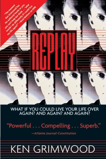 Book Review – Replay by Ken Grimwood