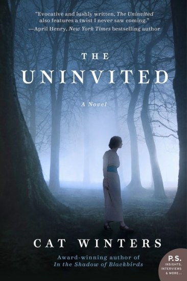 Release Day Feature + Giveaway! The Uninvited: A Novel by Cat Winters