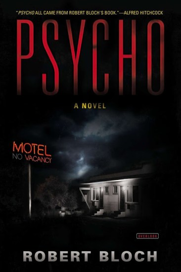 Ominous October – Psycho by Robert Bloch