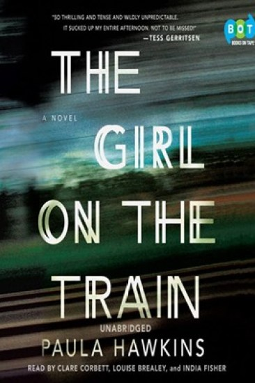 Audiobook Review – The Girl on the Train by Paula Hawkins