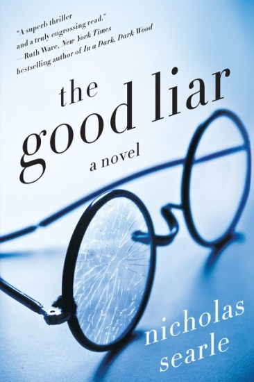 Book Tour Review – The Good Liar: A Novel by Nicholas Searle