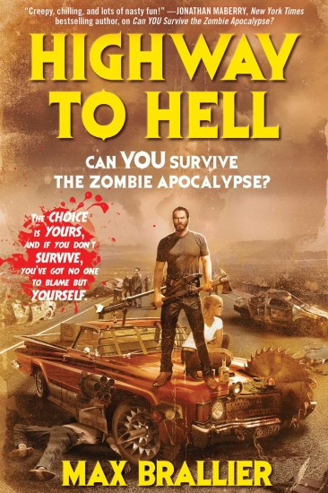Waiting on Wednesday – Highway to Hell (Zombie Apocalypse #2) by Max Brallier