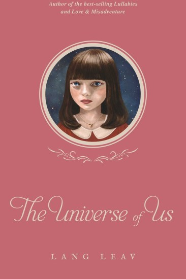 Poetry Review – The Universe of Us by Lang Leav