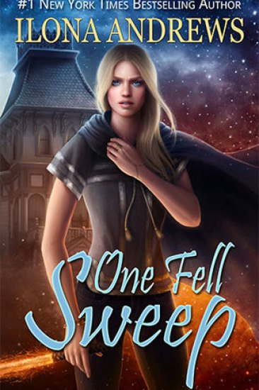 Book Review – One Fell Sweep (Innkeeper Chronicles #3) by Ilona Andrews
