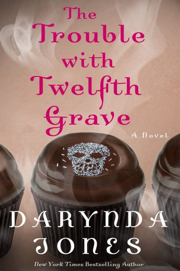 Book Review – The Trouble with Twelfth Grave (Charley Davidson #12) by Darynda Jones