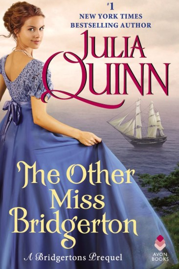 Waiting on Wednesday – The Other Miss Bridgerton (Rokesbys #3) by Julia Quinn