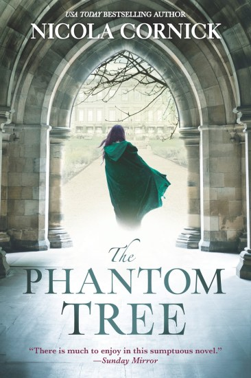 Waiting on Wednesday – The Phantom Tree by Nicola Cornick