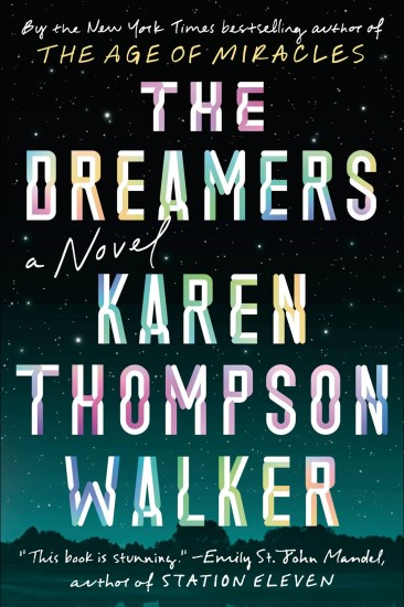 Book Review | The Dreamers by Karen Thompson Walker