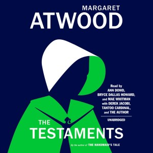 Audiobook Review | The Testaments (The Handmaid's Tale #2) by Margaret Atwood