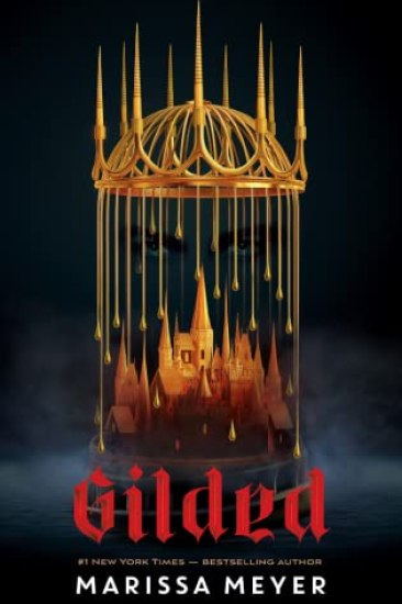Can't Wait Wednesday | Gilded by Marissa Meyer