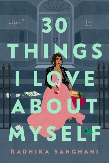 Can't Wait Wednesday | 30 Things I Love About Myself by Radhika Sanghani