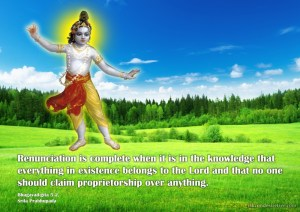 Quotes-by-Srila-Prabhupada-on-Renunciation