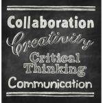 Collaboration, Creativity, Critical Thinking, Communication
