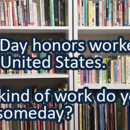 Writing Prompt for September 3: Labor Day