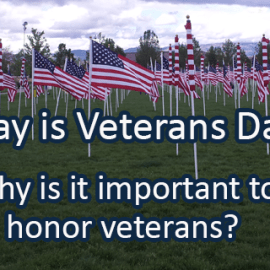 Writing Prompt for November 11: Veterans