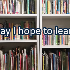 Writing Prompt for November 27: Learning Today