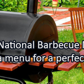 Writing Prompt for May 25: Barbecue