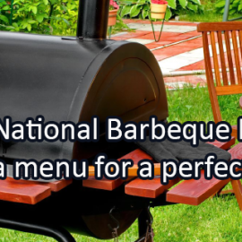 Writing Prompt for May 3: BBQ