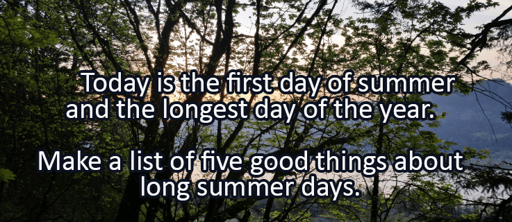 longest day of the year 2020
