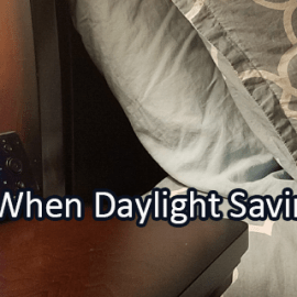 Writing Prompt for Friday, November 3: Daylight Savings