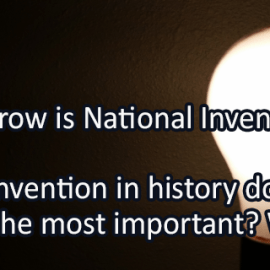 Writing Prompt for February 10: Inventors
