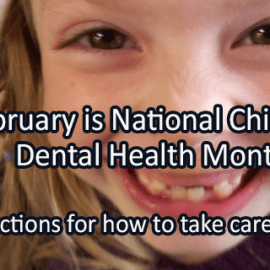 Writing Prompt for February 22: Dental Health