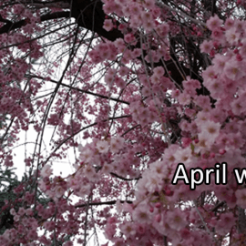 Writing Prompt for April 5: April